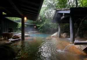 熊本県/黒川温泉 旅館 山河